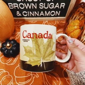 Starbucks | Collectors Series City Mug Canada